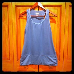 Kirkland's blue athletic tank size Medium